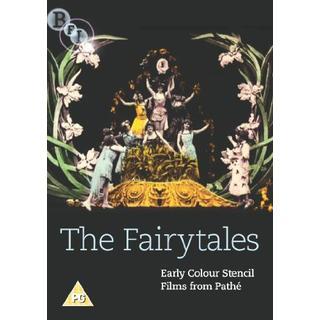 Pathe Colour Stencil - Fairy Tale Films [DVD]